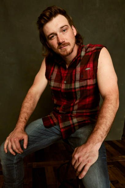 Morgan Wallen Is Photographed At The Iheartcountry Festival On May 4 2019 At The Frank Erwin Cente Country Singers Male Country Singers Country Music Festival