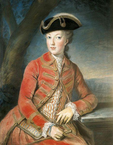 Marie Antoinette Bei der Jagd