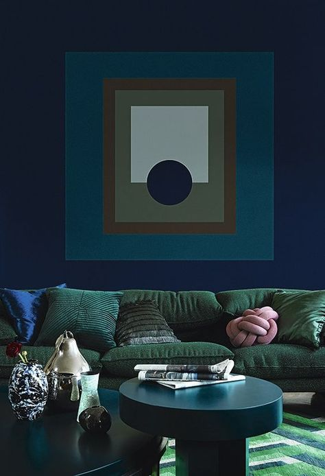 Trends Forecast 2018: Navy Blue | Interiors, Relaxing colors and ...