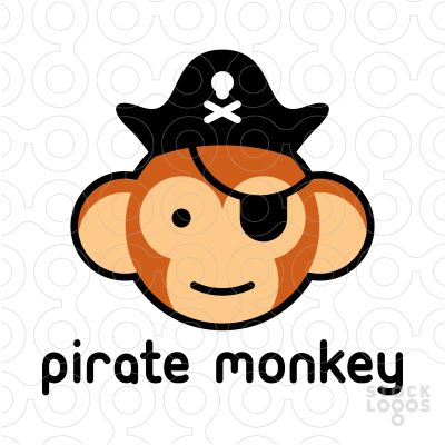 BUY 20 GET 10 OFF Pirate Monkey clipart commercial use monkey   Etsy    Digital clip art, Clip art, Pirates