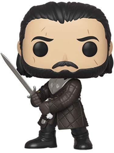 John Snow Figure Toy In 2020 Pop Game Of Thrones Jon Snow Pop Pop Vinyl Figures