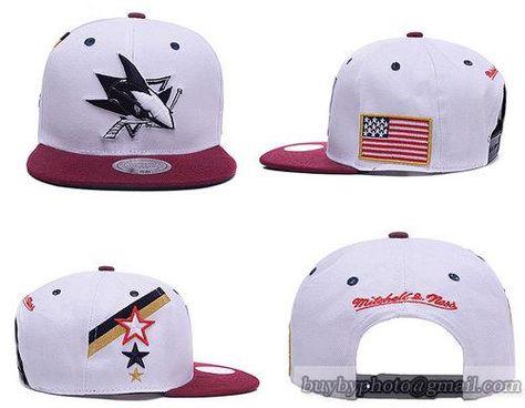73680618a8c San Jose Sharks Snapback Hats NHL American Flag Adjustable Caps .