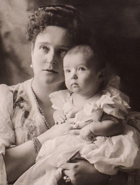 Kaiserin Alexandra Fjodorowna, gebürtig Prinzessin von
