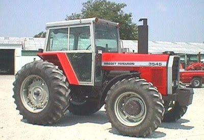 Massey Ferguson Mf 240 250 Tractor Owners Operators Manual Book Maintenance Ebay