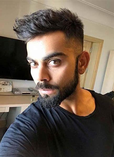 Best Beard Styles For 2020 Virat Kohli Hairstyle Hair Styles Beard Styles