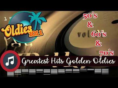 Greatest Hits Golden Oldies Of 50's - 60's & 70's | Best