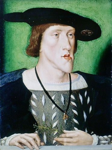 Later Emperor Charles V With The Famous Habsburg Jaw Habsburg Lip Or Austrian Lip Portrait Roman Emperor Royal Collection Trust
