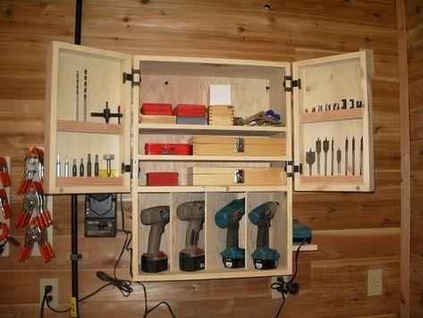 #drill cabinet