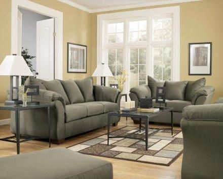 Tremendous Darcy Sage Living Room Set Brownleathersofalivingroomideas Ibusinesslaw Wood Chair Design Ideas Ibusinesslaworg