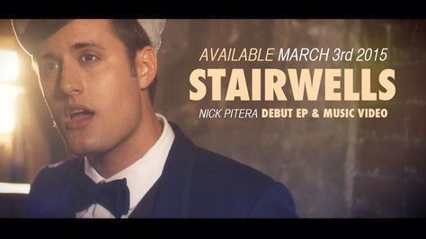 So excited for this! Nick Pitera's debut EP coming on March 3rd! ❤️