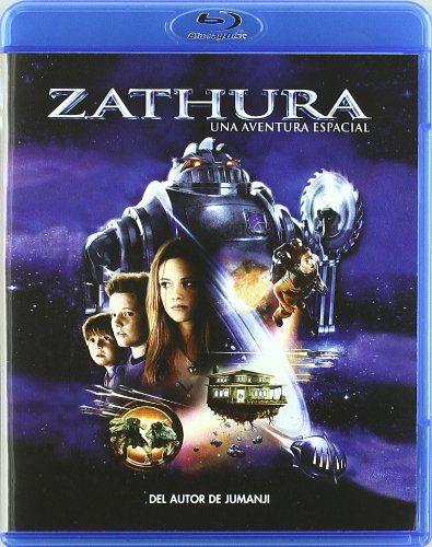Zathura Una Aventura Espacial Blu Ray Aventura Una Zathura Ray Aventura Autor