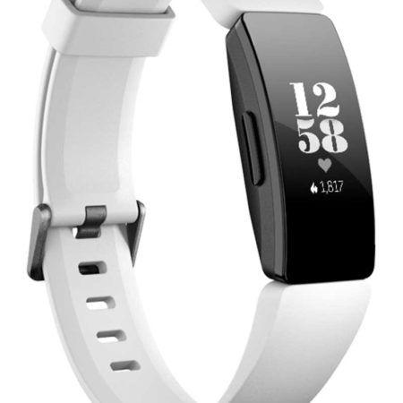 Fitbit Inspire White Unisex Smartwatch Online In Guwahati At