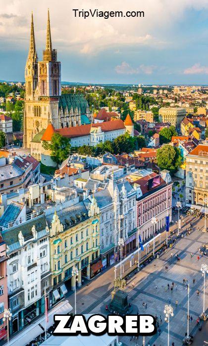 Zagreb Trip Viagens Zagreb Croacia