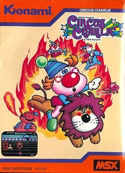 Circus Charlie  - NES (Nintendo)