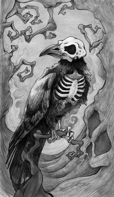 Dark Raven Monochrome By Sarembaart Design In - Dark Raven Monochrome By Sarembaart Badass Drawings Dark Drawings Dark Art Illustrations Illustration Art White Raven Raven Bird Rabe Tattoo Crows Ravens Animal Sketches More Information Saved By Crow Art, Raven Art, Bird Art, Dark Drawings, Animal Drawings, Gothic Drawings, Badass Drawings, Animal Sketches, Corvo Tattoo