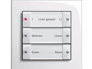 Gira Tastsensor 2 In 2020 Gira Lichtschalter Gira Schalter Schalterprogramm