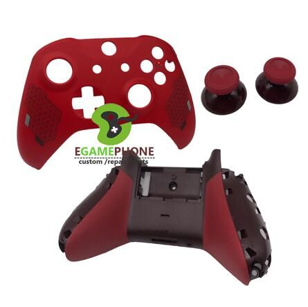 Microsoft Sport Red Special Edition Front Cover Housing Back Shell