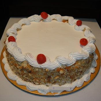 Butter Scotch Cake From Karachi Bakery In HyderabadYou Can Send As Midnight To