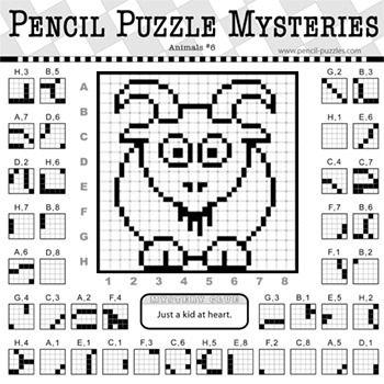 45++ Pencil puzzle information