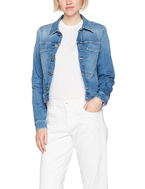 gant jeansjacke damen