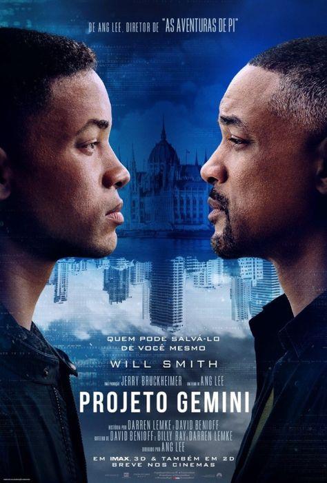 Filme Projeto Gemini Chega Aos Cinemas Em Outubro Com Imagens