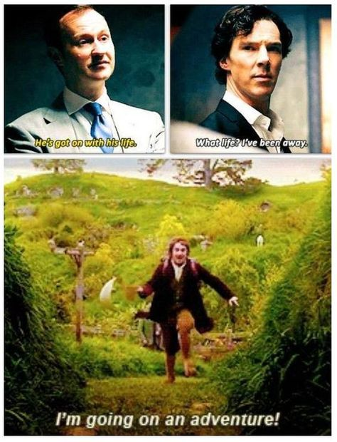 Sherlock fans will totally get this.  So funny.