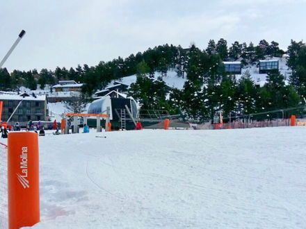 75 Anys D Estació D Esquí La Molina Outdoor Snow