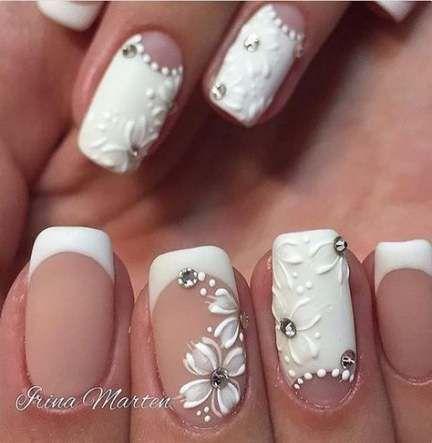 Best Nails Design Popular Ring Finger 20 Ideas