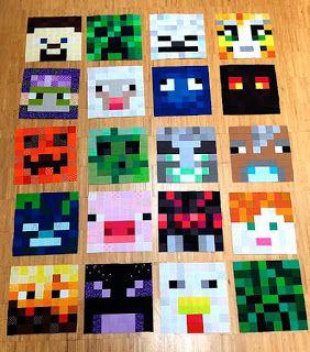 Hafticraft Minecraft Patchwork Metoda Mozaikowa Minecraft Patchwork Games