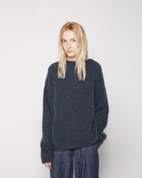 Acne Studios | Dramatic Mohair Sweater | La Garçonne | Style ...