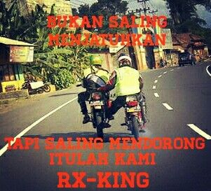 Gambar Kata Kata Motor Rx King Cikimm Com