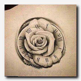 Rosetattoo Tattoo Temporary Tattoo Parlour Polynesian Forearm Tattoo Meaning Libra Tattoo Designs Tattoo Designs Wrist Clock Tattoo Clock And Rose Tattoo