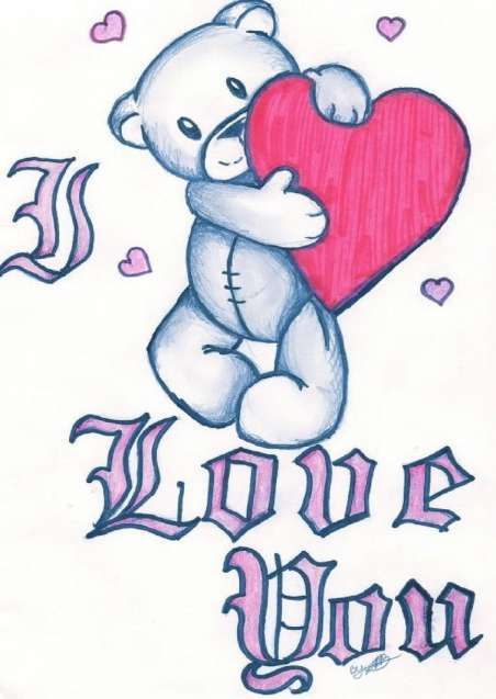 Cute Drawings For Him : drawings, Drawings, Drawings,