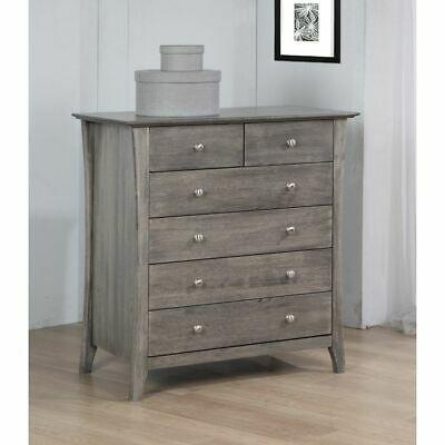 drawers tall rustic wood bedroom ebay