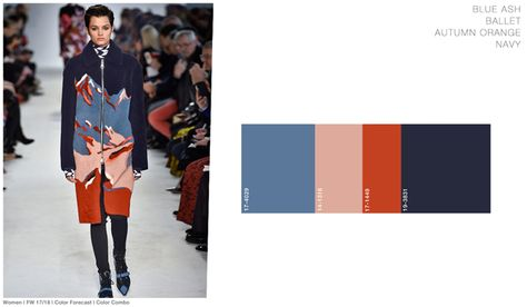 5 Fashion Color Trends AW translated into Interior Design (Eclectic Trends)