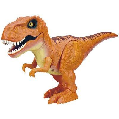 Zuru Robo Alive T Rex Dinosaur Stuffed Animal Pets Animal Figures