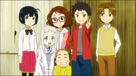 Post 2 or more friends as children~~ - Anime Answers