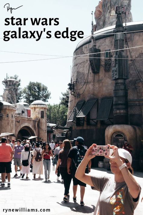 An inside look at Star War's Galaxy's Edge (AKA Star Wars Land).  With 10 minutes of raw footage, you'll get an in depth walkthrough of what the new Star Wars themed attraction is like.  If your childhood dream was to be a jedi, then you won't want to miss this.
