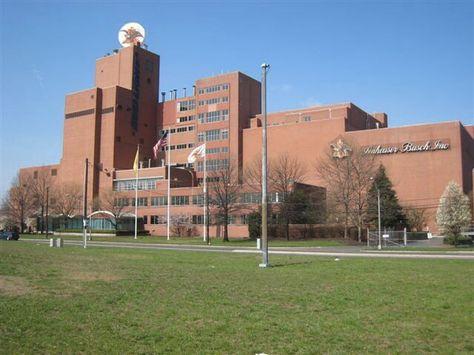 Anheuser Busch Brewery Newark Nj Right Across From Newark International Airport Newark New Jersey Jersey City Colorado Breweries
