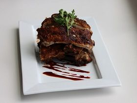 Sauce-less BBQ Baby Back Ribs - Fresenius Medical Care
