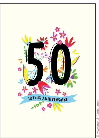 Carte D Anniversaire Animee Gratuite 50 Ans Luxury Carte Anniversaire 50 Ans Homme Carte Carte Anniversaire 50 Ans Carte Anniversaire Anniversaire 50 Ans Homme