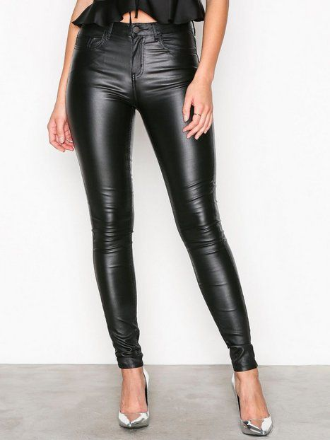 331847619fa606f246850a0b7a25d537 - Vmseven Nw Smooth Coated Broek