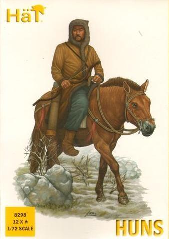 Hat 1//72 8274 WWI Turkish Cavalry