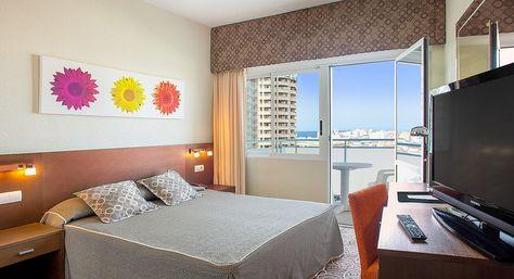 Hotel RH Royal - Habitación