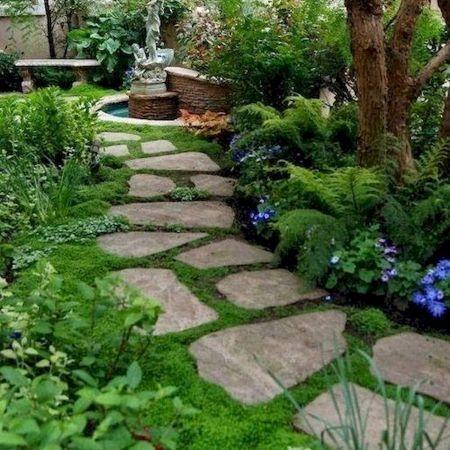 33 Beautiful Backyard Garden Design Ideas 23 33decor Backyard Landscaping Designs Garden Design Landscape Design