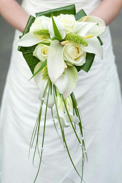 Антуриум зеленый букет невесты фото, магазин цветов антуриума