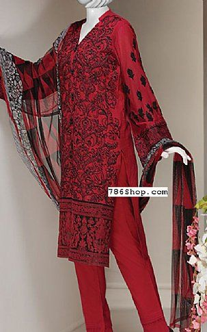 Maroon Cotton Net Suit Buy Junaid Jamshed Pakistani Dresses And Clothing Online In Usa Uk Fashion Pakistani Lawn Suits Clothes