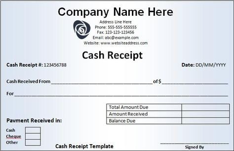 Best 25+ Receipt template ideas on Pinterest Invoice template - payment receipt template pdf