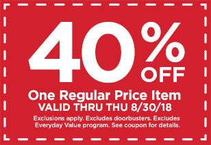 40 Off One Regular Price Item Coupons Discount Crafts Michaels Coupon