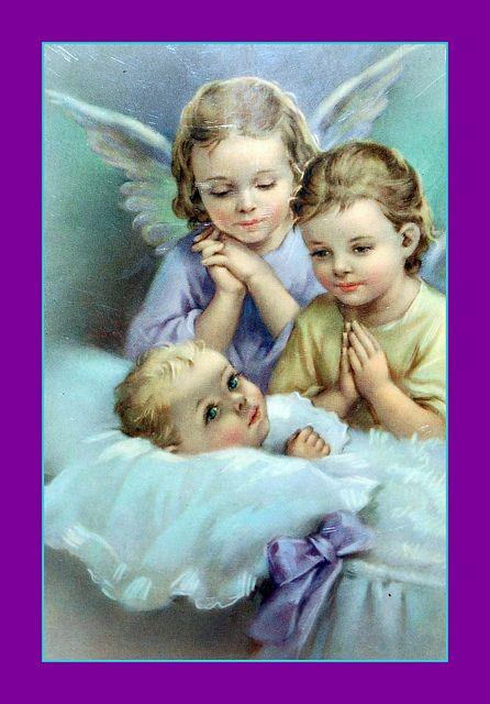 Vintage angel print, Cornelia Cotton Gallery by mcudeque, via Flickr